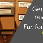 Is genealogy research fun for students?